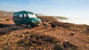 Fotos: Mercedes-Benz Sprinter 318 4×4 autocaravana