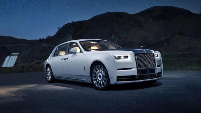 Rolls-Royce Phantom Tranquillity: cuando el lujo es sinónimo de tranquilidad