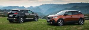 Prueba del Peugeot 3008 2017