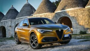Fotos del Alfa Romeo Stelvio 2020
