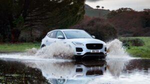 Fotos del Jaguar E-Pace