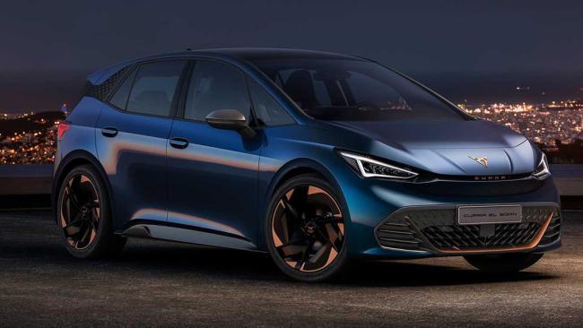 CUPRA el-Born 2021: el primer coche eléctrico de CUPRA