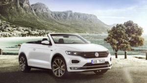 Fotos del Volkswagen T-Roc Cabrio