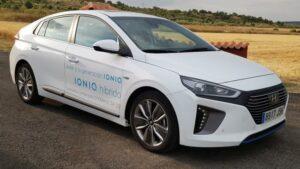 Fotos del Hyundai Ioniq 1.6 GDI 141 CV Style