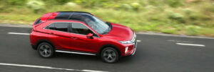 Fotos de la prueba del Mitsubishi Eclipse Cross 2018
