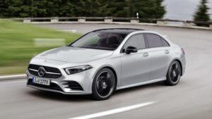 Fotos del Mercedes-Benz Clase A Sedán