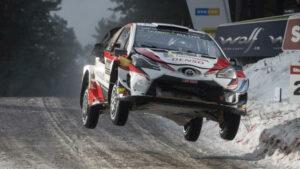 Fotos del WRC: Suecia 2019