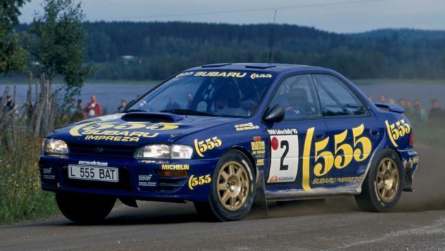 Subaru celebra el 30 aniversario de la división STI