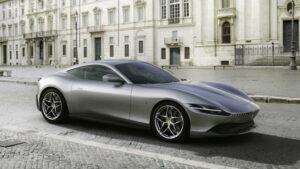 Fotos del Ferrari Roma