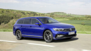 Fotos del Volkswagen Passat Variant a prueba
