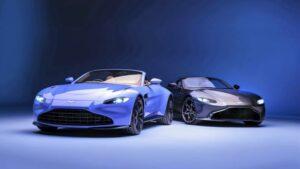 Fotos: Aston Martin Vantage Roadster 2020