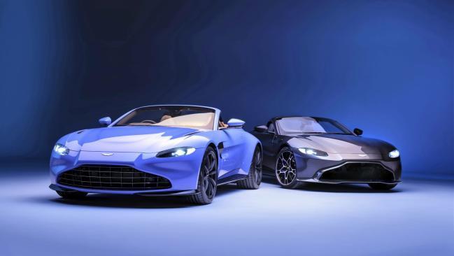 Aston Martin Vantage Roadster: diversión y rendimiento a cielo abierto