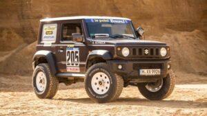 Fotos de preparaciones del Suzuki Jimny