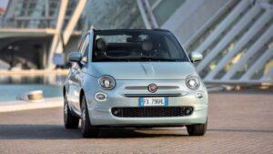 Fotos: Fiat 500 Hybrid 2020