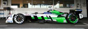 Fotos del Audi e-tron FE04