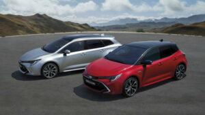 Fotos del Toyota Corolla 2019