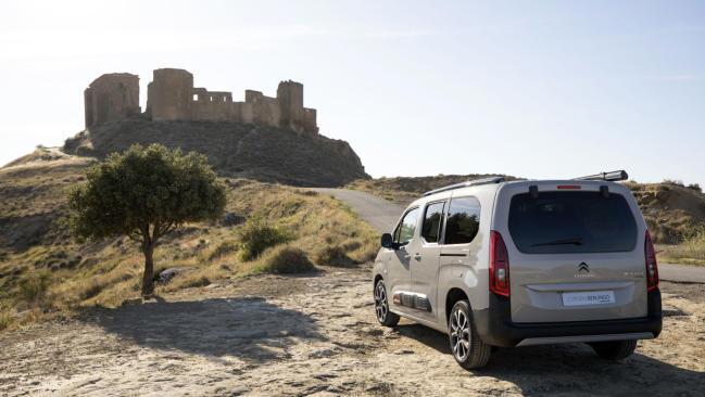Vinos, montañas y aventuras en tierras de Huesca a bordo de la Citroën Berlingo by Tinkervan