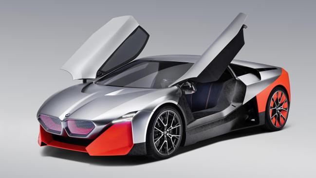 BMW Vision M NEXT: el futuro modelo de altas prestaciones según la marca bávara