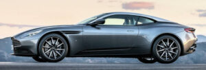 Aston Martin DB11, fotos filtradas