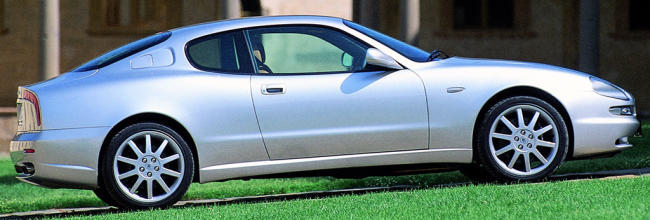 Maserati 3200 GT: Prueba de segunda mano
