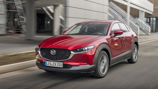 Prueba del Mazda CX-30 e-Skyactiv-X 2021: evolución de la tecnología
