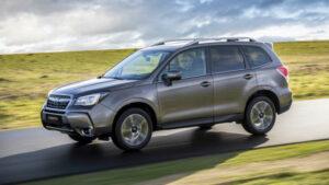 Fotos del Subaru Forester 2019