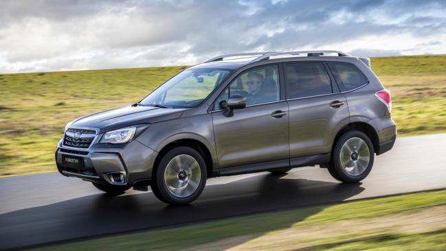Subaru Forester 2019: toda la información y precios