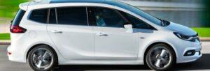 Fotos de las alternativas al Opel Zafira