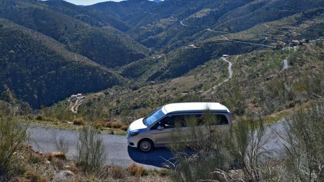 Almería: Ruta pueblos Valle de Almanzora