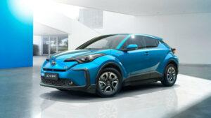 Fotos del Toyota C-HR Eléctrico