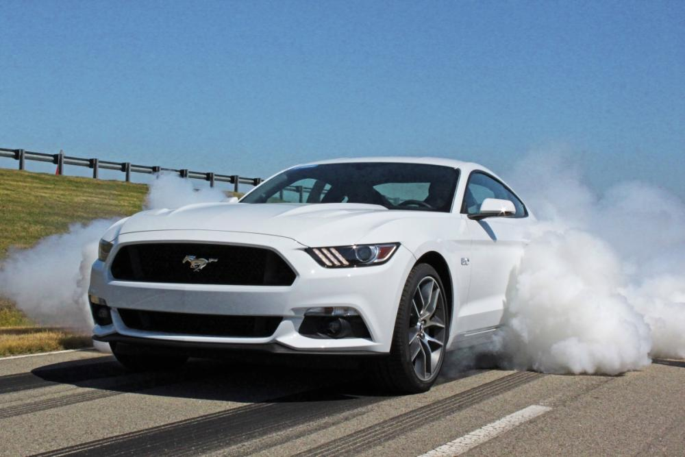Vídeo prueba del Ford Mustang 2015