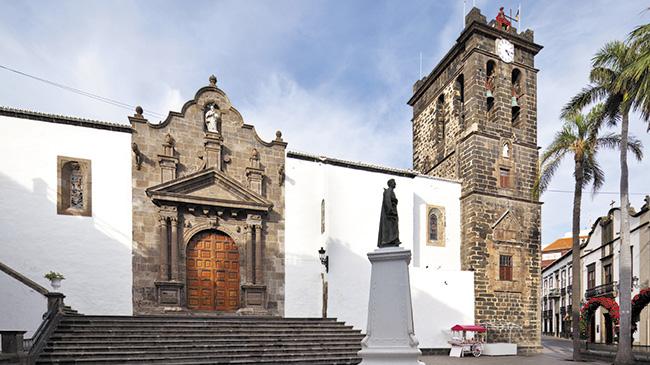 Qué lugares visitar en la isla de La Palma