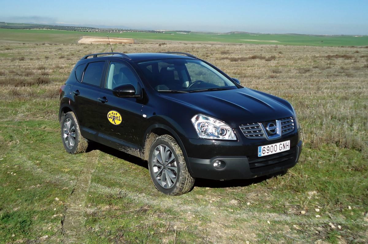 Prueba V.O.: Nissan Qashqai 2.0 dCi del año 2007