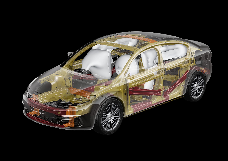 Qoros 3: fabricado en China, diseñado en Alemania y con 5 estrellas EuroNCAP