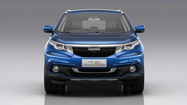 La marca china Qoros presenta su nuevo SUV, el 5