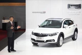 Nuevo Qoros 3 City SUV 1.6T