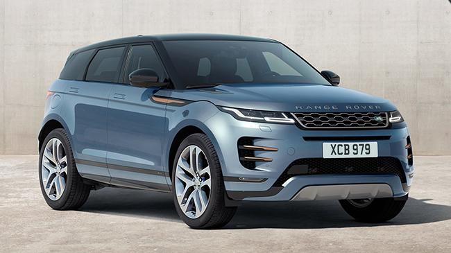 El Range Rover Evoque 2021 en promoción: un SUV espectacular por 395 euros al mes