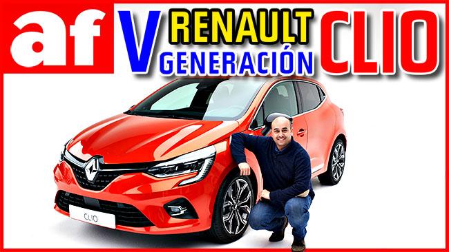 Nuevo Renault Clio 2020. La evolución de la revolución