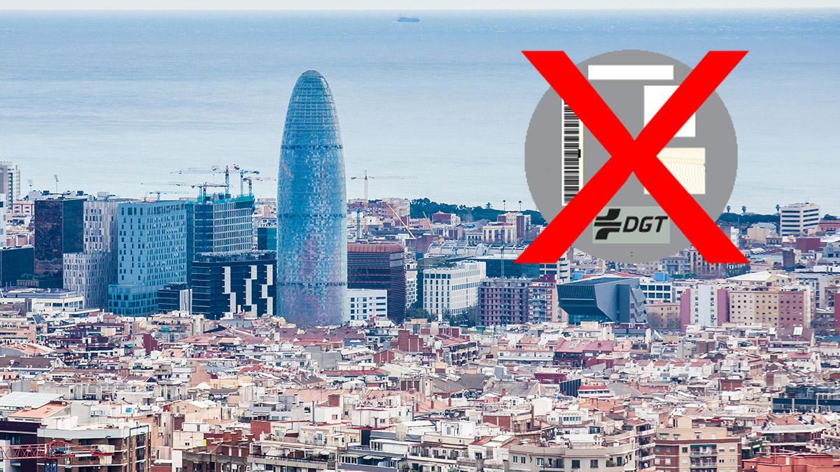 Así es el Mapa de la ZBE de Barcelona: calles, restricciones de tráfico…