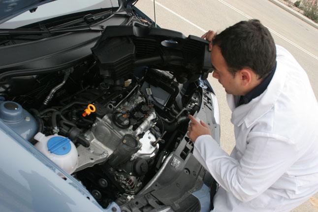 revisar motor 1
