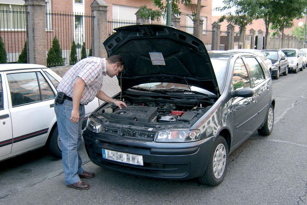 Cómo probar un coche usado
