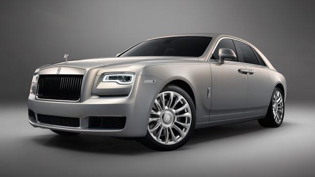 Rolls-Royce Silver Ghost Collection, exclusividad atemporal