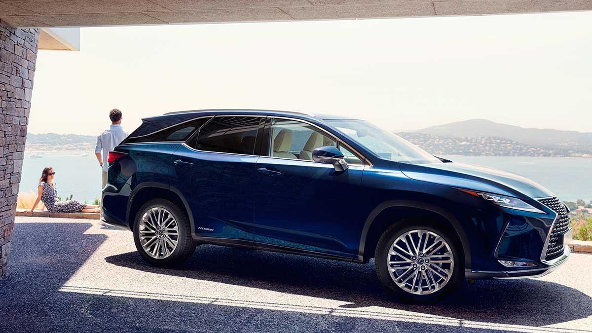 Lexus Relax: 10 años de garantía en todos los vehículos de la marca nipona