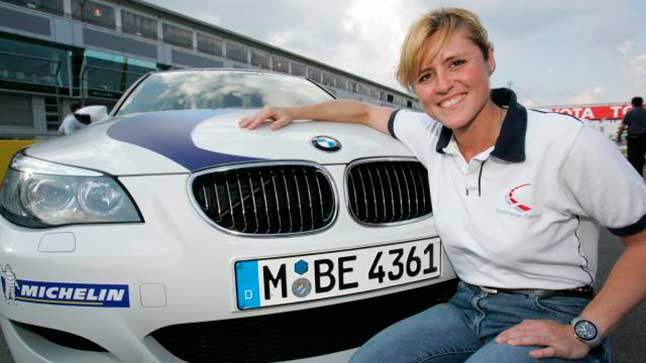 Fallece Sabine Schmitz, la reina de Nürburgring, a los 51 años