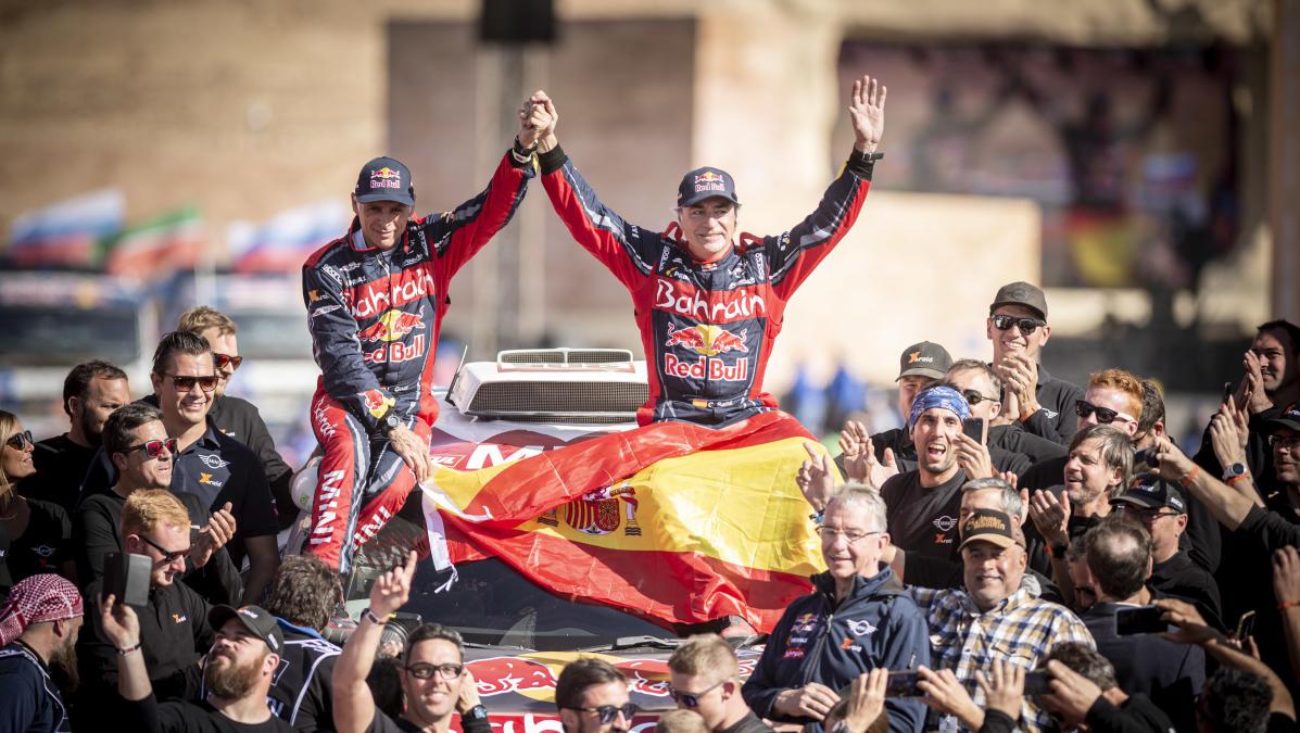 Carlos Sainz Senior, elegido mejor piloto de la historia del WRC