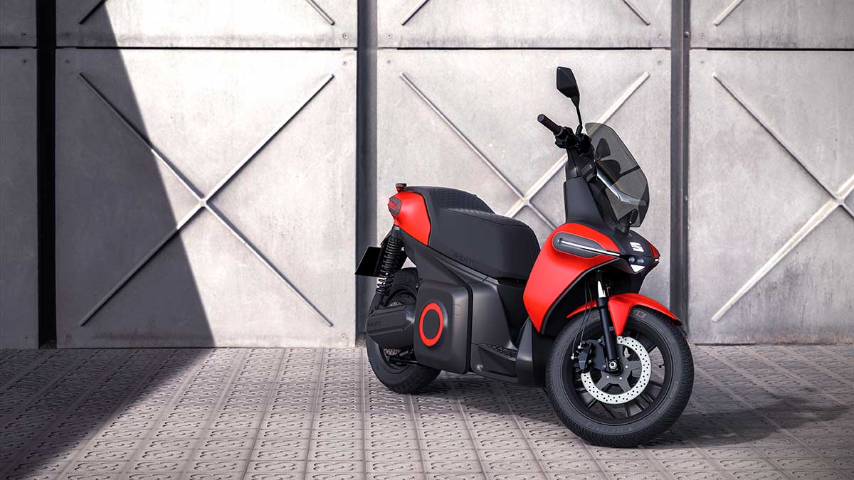 seat creates a business unit to promote urban mobility and presents its e scooter concept 03hq