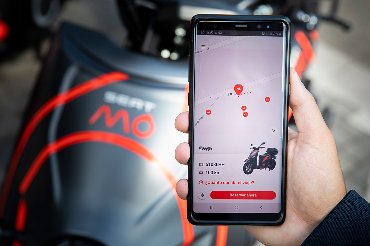 seat rolls out its first mobility platform developed by seat code02hq