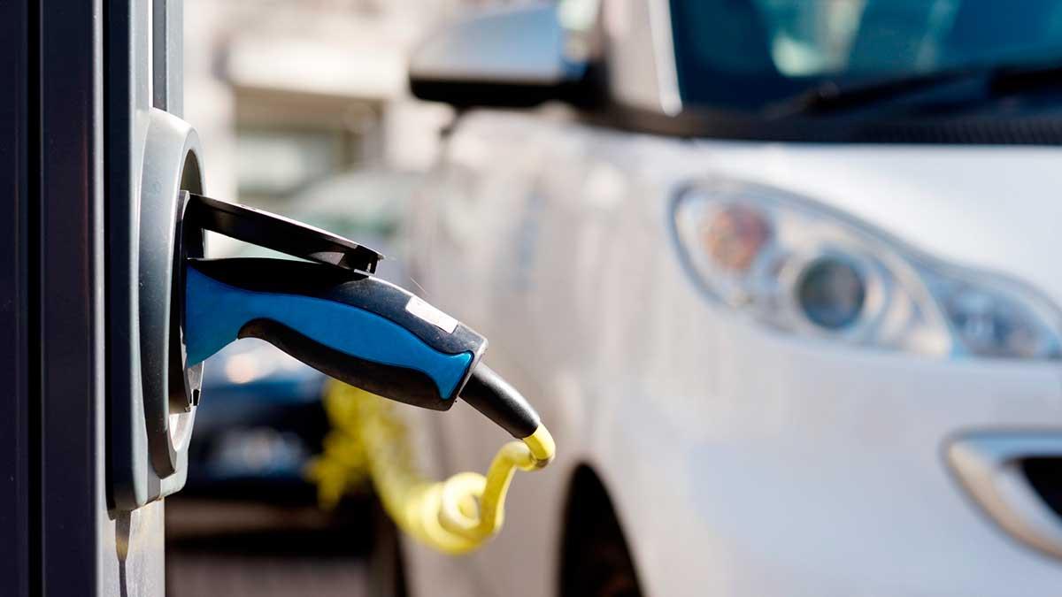 Las ventas de vehículos electrificados cae un 24% en enero de 2021