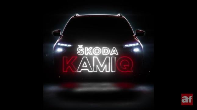 Vídeo: Skoda Kamiq, así se llamará el hermano checo del Seat Arona