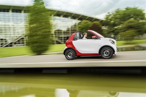 Smart Fortwo Cabrio, verano para siempre